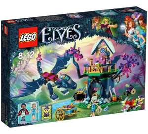 Lego Elves 41187 Rosalyn's Healing Hideout £23.99 (RRP £39.99) at Amazon