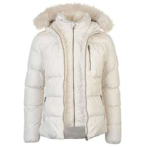 SoulCal Ladies Long Lux Bubble Jacket £18 @ USC