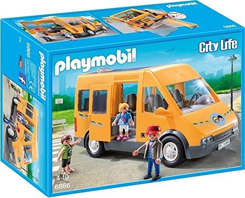 Playmobil 6866 City Life School Bus £9.05 Prime @ Amazon (£14.04 non-Prime)