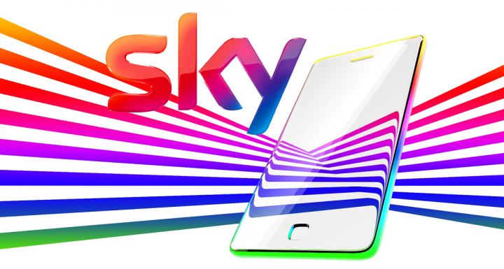 Sky Mobile (o2) 12m sim -  Unlimiteds & 1GB (double data & £35 Cashback via Quidco) for Sky TV customers