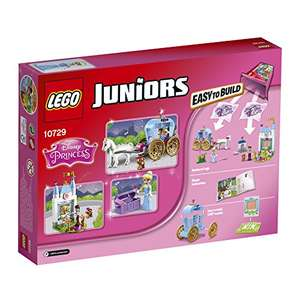 Cinderella Lego juniors £11.62 Prime / £15.61 non-Prime @ Amazon