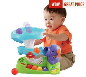 VTech Pop and Play Elephant for £14.79 with code @ Argos (C&C)