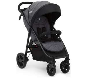 Joie Litetrax 4 Wheel Stroller - Chromium - RRP £200 - Won Mother&Baby Awards 2017