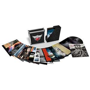 BON JOVI Complete Career 25 LP Vinyl Collector Album Box Set £163.94 @ Amazon
