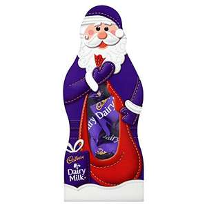 14 x chocolate santa 96g - £13.67 Prime / £17.66 non-Prime @ Amazon