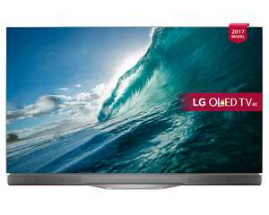 LG OLED 55inch E7 reduced from £2499 to £1499 Crampton and Moore