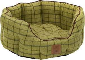 House of Paws Tweed Oval Dog Bed, Small, 18-inch £18.89 Prime @ Amazon