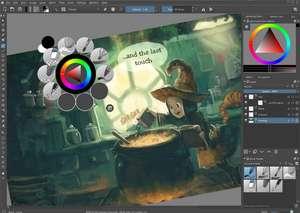 Krita - Tools You Need to Grow as an Artist (Open Source)
