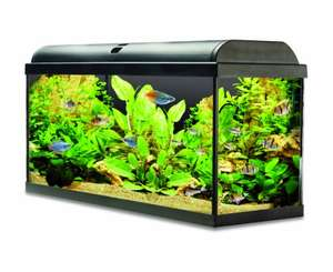 Interpet Aquaverse Glass Aquarium Fish Tank Premium Kit, 110 L £119.99 @ Amazon