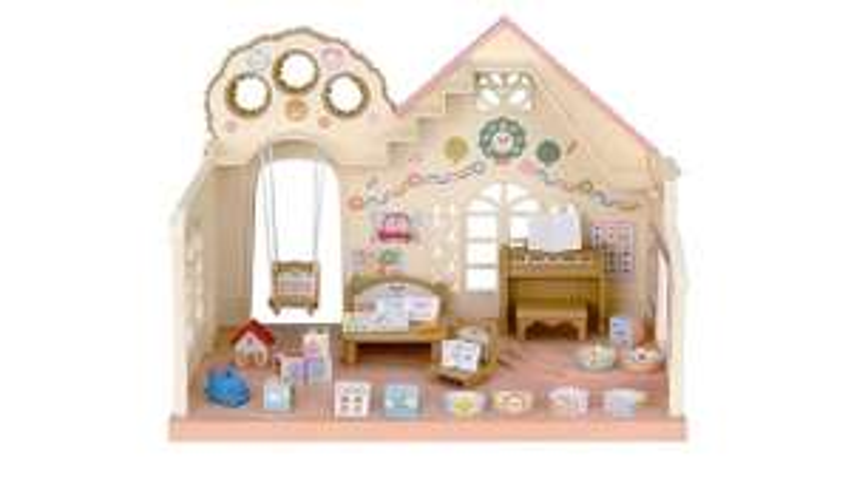 Sylvanian families nursery set £14.24 @ Very