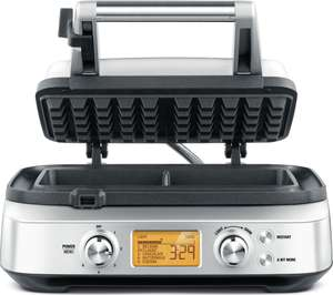 Sage by Heston Blumenthal smart waffle machine only 68.78 with code rrp149.99 @ Currys