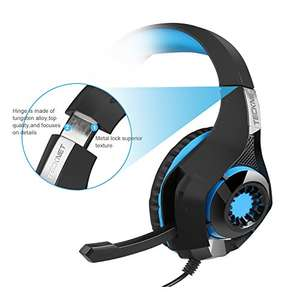 Gaming headset only 9.99 with amazon prime Sold by VoxonStore and Fulfilled by Amazon