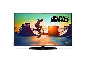Philips 55PUS6162/05 55-Inch 4K Ultra HD Smart TV with HDR Plus £449.10 @ Amazon.co.uk