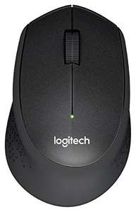 Logitech M330 Silent Plus Wireless Mouse, £15.99 from amazon (£17.98 non prime)