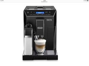 De'Longhi ECAM44.660.B Eletta Bean to Cup Coffee Machine, 1450 W - Black at Amazon for £341.54