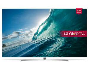 "LG B7V 55"" + 5 Year Warranty + free delivery @Crampton & Moore for £1499"