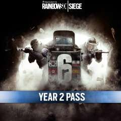 Rainbow Six Siege Year 2 Season Pass £15.99 on PSN Store