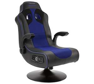 X-Rocker Adrenaline Gaming Chair - PS4 & Xbox One £51.00 saving - Now £108.99 @ Argos
