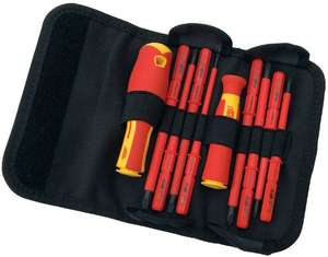 Draper Compact VDE Screwdriver Set @ Amazon - £15.99 Prime / £20.74 non-Prime
