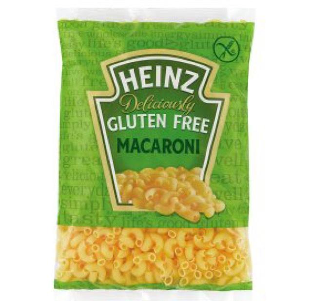 Heinz Gluten Free Pasta B&M - 49p