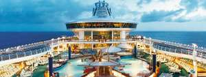 14 Night Transatlantic Cruise (Miami to Southampton) Aboard RCi Navigator Of The Seas - £1098 (£549 PP)
