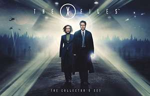 The X Files: Complete Seasons 1-9 [Blu-ray] [Region Free] @ Amazon - £59.99