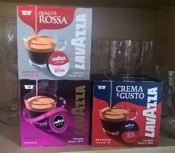 Lavazza Coffee Pods - 3 for £10 instore @ John Lewis (Cheadle)
