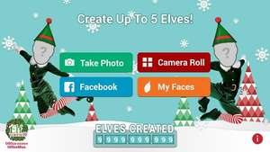 Elf Yourself - Android and App Store FREE Video