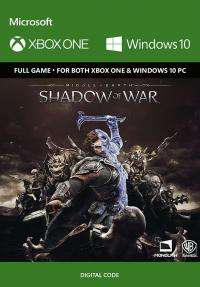 Middle Earth Shadow of War (XBO/PC) £28.99/£27.55 with 5% facebook code @ CDKeys