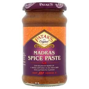 Various Pataks Curry Pastes at Waitrose. £1.50/283g