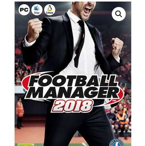 Football Manager 2018 - £15 (C&C) £18.50 Delivered via Dartford FC Club Shop