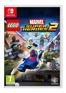 LEGO Marvel Super Heroes 2 [Switch] £34.85 @ SimplyGames