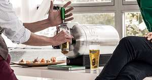 KRUPS SUB + 2 HEINEKEN TORPS for £69.99 @ UK The Sub