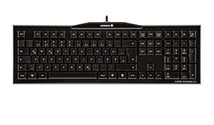 Cherry G80-3850LYB GB-2 MX 3.0 Keyboard - Cherry MX Reds - £47.94 @ Amazon / Sold by Scan