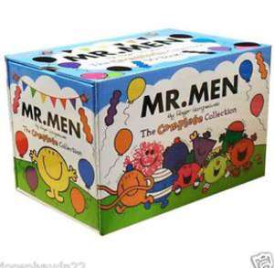 Mr Men - The complete collection (50 books) - £24.49 with code @ Book People