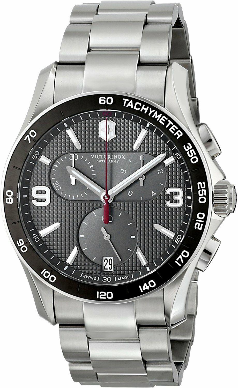 Victorinox Swiss Men's Watch £186.32 @ Amazon US (sold by PrimeDeals Online / FBA)