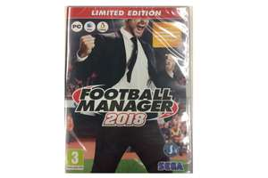 Football Manager 2018 £20 with free p&p @ FC United of Manchester club shop
