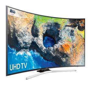 Samsung 49 Inch 49MU6220 Curved 4K UHD Smart TV with HDR - £449 @ Argos