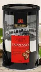 Lidl's own brand Bellaroma Coffee Beans.1kg - £8.99