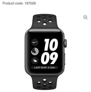 Apple watch series 2 nike+ clearance - £202.97 (Instore only) @ Currys (Orpington Store)
