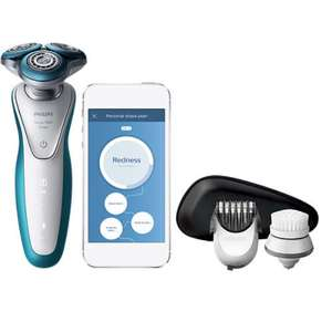 Phillips Smart Shaver Series 7000 Wet and dry electric shaver - £180 @ Philips