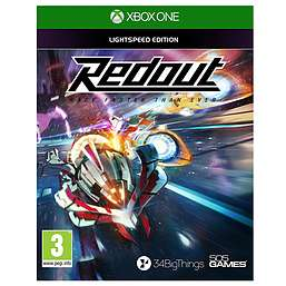 Redout Lightspeed Edition (PS4/Xbox One) £14.99 Delivered @ GAME (Amazon Matched)