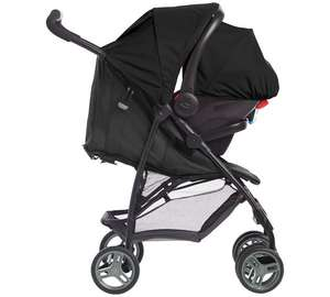 Graco Lite Rider Travel System for £67.99 at Argos with codes (C+C)/ Instore