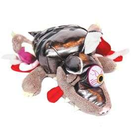 Roadkill Soft Toy complete with death certificate - £5.95 Delivered @ PoundShop