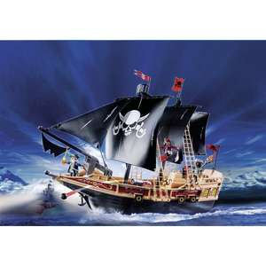 Playmobil Pirate Raiders' Ship - £24.98 @ Toys r Us