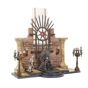 Game of Thrones Toy Playset - Game of Thrones Iron Throne Room Collector Construction Set - £11.50 (Prime) £15.49 (Non Prime) @ Sold by scificollectorshop and Fulfilled by Amazon