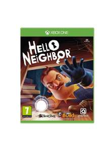Hello Neighbor (Xbox One) £24.99 Pre-Order @ Base [£1 cheaper digitally but physical copy would make a great Christmas gift]