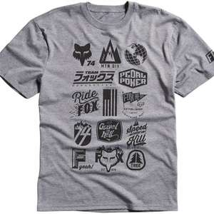 Fox mtn technical mtb mountain bike tshirt S,L,Xl only £12.60 delivered @ Cycle surgery (EXTRA10 off sale)