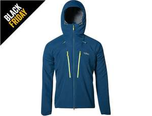 Rab vapour rise men's jacket S-XL 3 colours half price £70 @ go outdoors (rab quest fleece £25