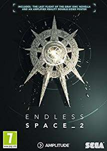 Endless Space 2, Play for free! Ends in 2 days​